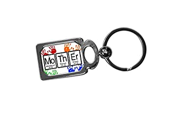 Amazon mother periodic table of elements keychain mothers mother periodic table of elements keychain mothers day gift mother keyring urtaz Gallery
