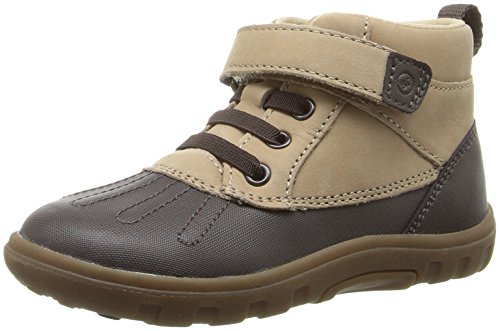 Stride Rite SRTech Digsby Duck Boot (Toddler), Brown, 5 M US Toddler