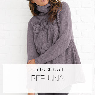 Up to 30% off Per una