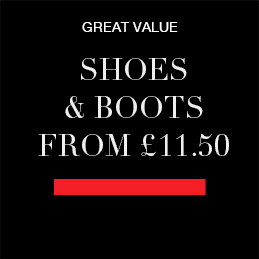 GREAT VALUE Shoes & Boots from £11.50