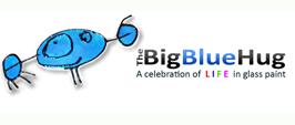 Big Blue Hug