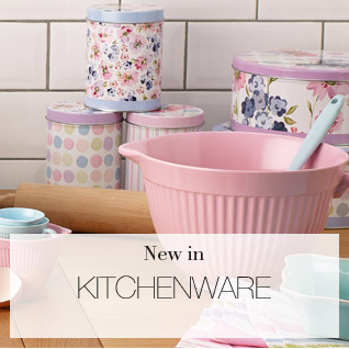New in Kitchenware