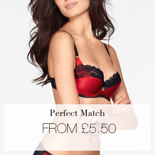 Perfect match FROM £5.50