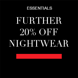 A Further 20% off nightwear