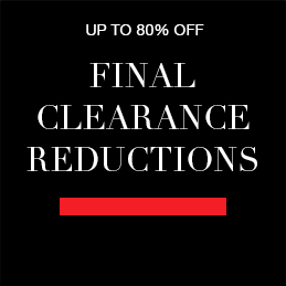 UP TO 80% OFF ENJOY FURTHER REUCTIONS