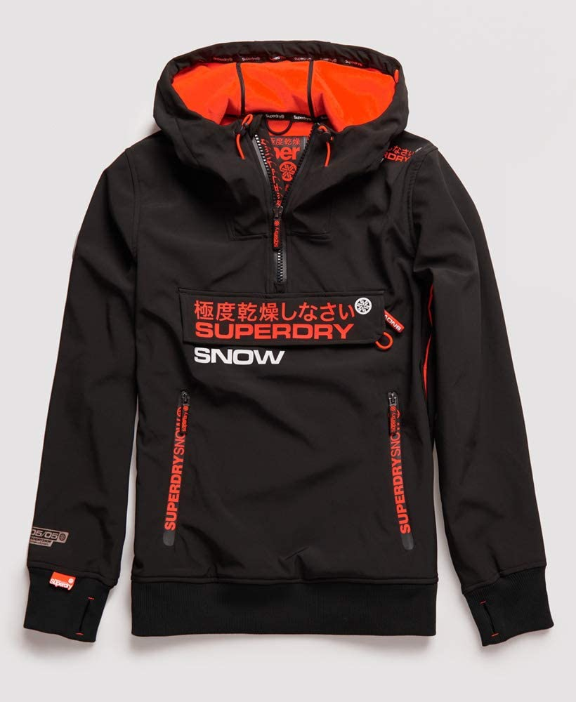 Superdry Snow Tech Giacca da Sci Uomo: Amazon.it: Sport e