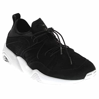 PUMA Select Men's Blaze of Glory Soft Sneakers, Black, 8.5 D(M)