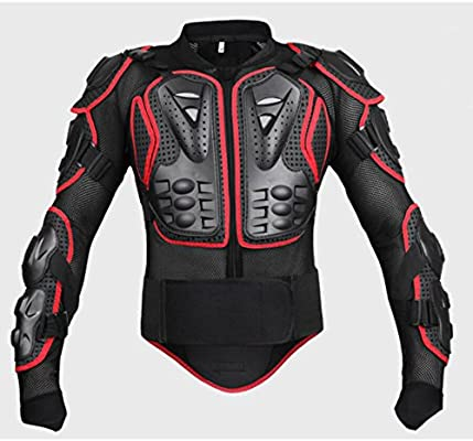 GES motorcycle Full Body Armour Giacca armatura moto