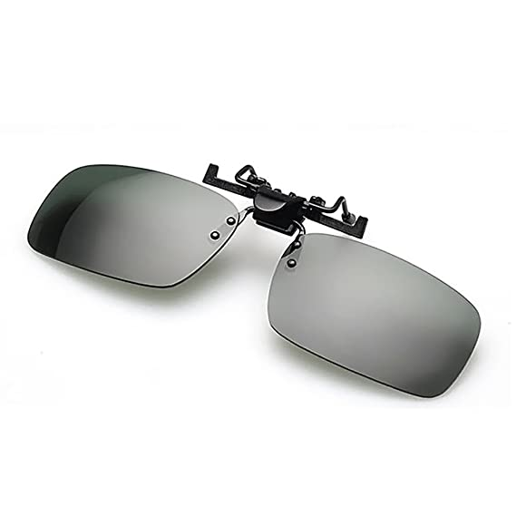 Vococal Polarized Clip-on Sunglasses Lentilles hOiMZ