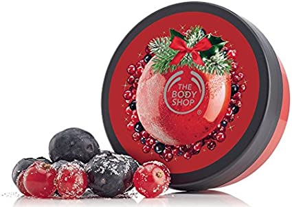 The Body Shop Frosted Berries Hand Cream 30ml: Amazon.co.uk