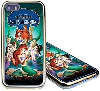 Coque Iphone 5/5s, la petite sirène Coque pour iPhone 5/5S Motif ...