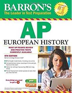 Help on essay for AP European History! Please!?