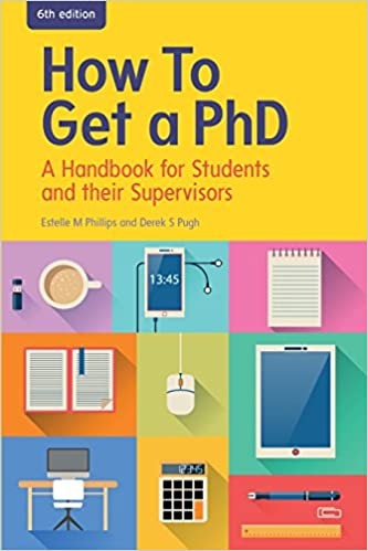How to obtain phd