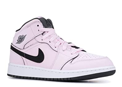 Nike Air Jordan 1 Mid (GS), Scarpe da Fitness Donna