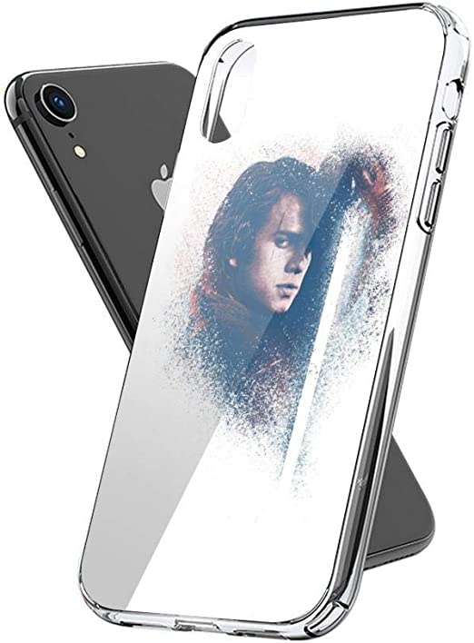 Amazon.com: Ronsot Anakin Skywalker Case Cover Compatible for ...