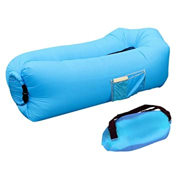 Heresell Sofa Portable Léger Air 210t Inflatable Lounger Étanche GjqMUzVLSp