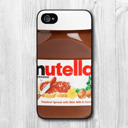 Nouveau design de mode Nutella Coque rigide de protection Motif ...