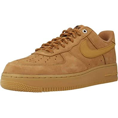 nike air force 1 uomo marrone