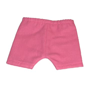 Amazon.com: Pink Shorts for 18 Inch Dolls - Clothing to Fit ...