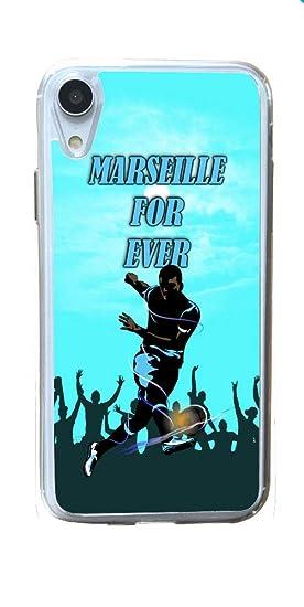 coque iphone xr olympique de marseille