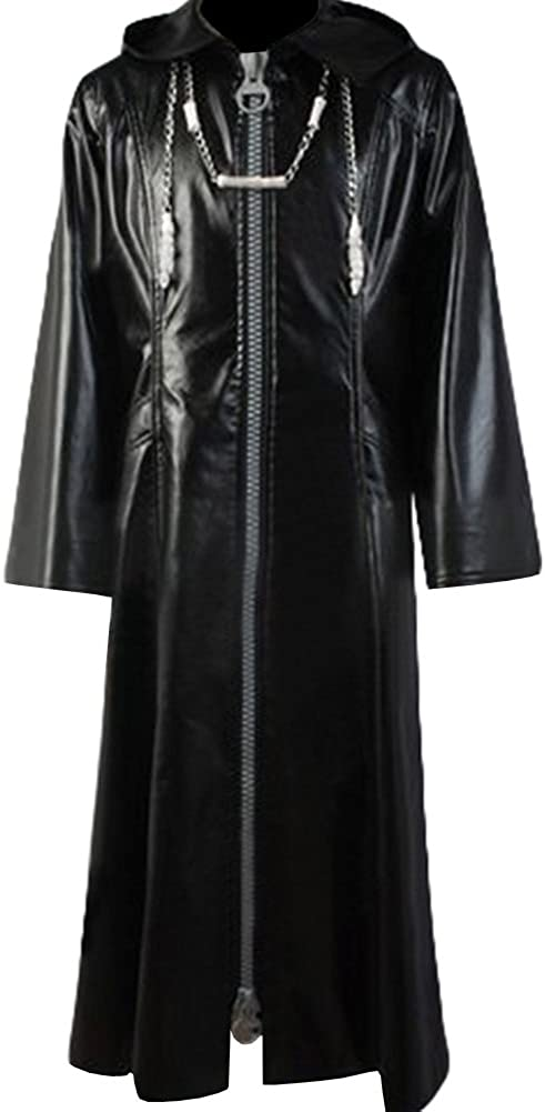 Cosplaysky Organization XIII Kingdom Hearts Coat Roxas Costume