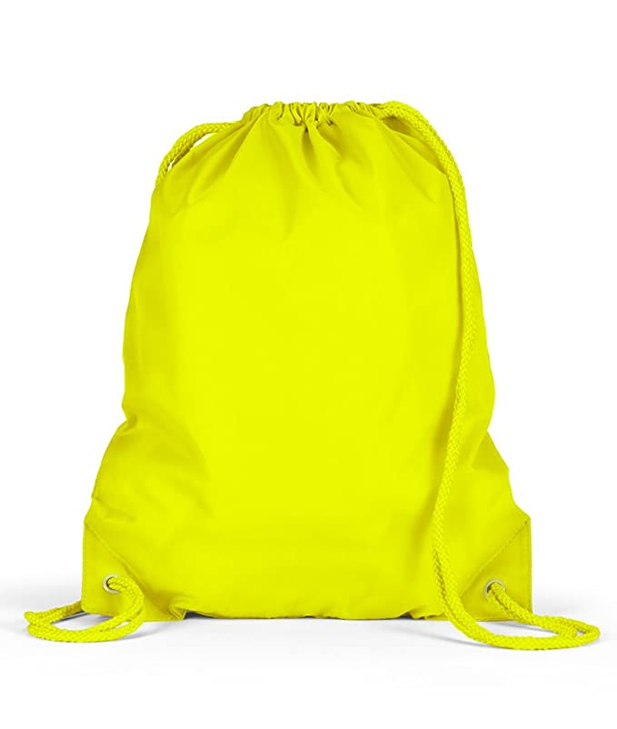 Amazon.com | 8881 UltraClub Sport Pack Drawstring Bag | Drawstring ...