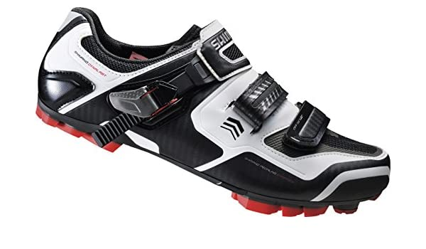 BICYCLE SHOE MTB SHIMANO - BICYCLE SHOES - SH-XC61W GR. 45 BROADLY SPD KLETT...