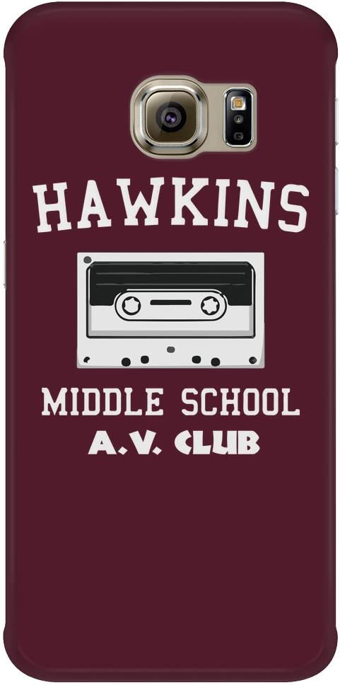 Hawkins Middle School cassette Samsung Galaxy Smart Phone Coque ...