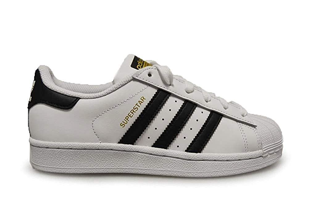 adidas Juniors Superstar J UK 5 EUR 38 US 5.5: Amazon.it
