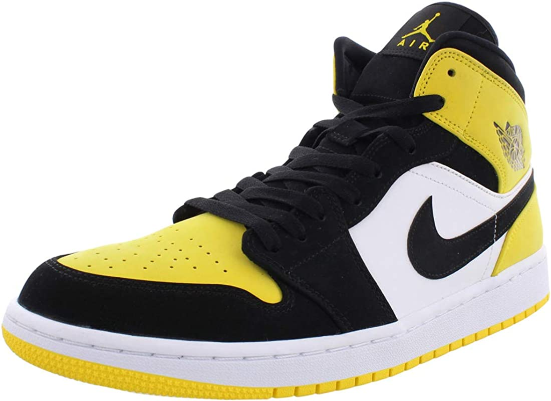 air jordan retro jaune