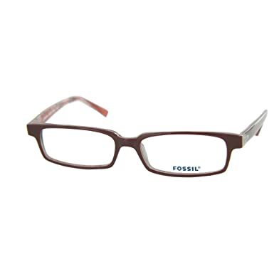 Fossil Brille Sheffield horn OF2015200 na29cWH