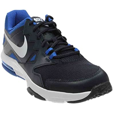 New Nike Men's Air Max Crusher 2 Cross Trainer Obsidian/Game Royal 8