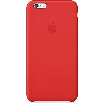 coque iphoné 6 rouge couleur unis