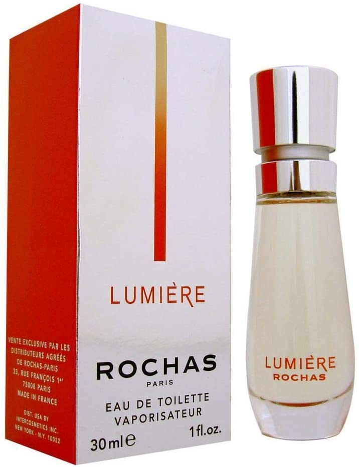 Lumiere by Rochas Eau de Toilette Spray