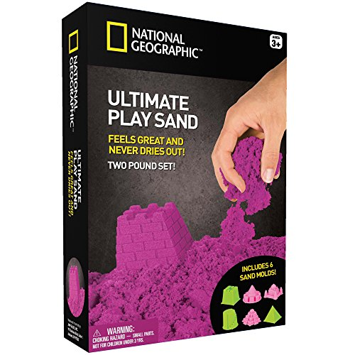 national-geographic-play-sand-2-lbs-of-sand-with-castle-molds-and-tray-purple