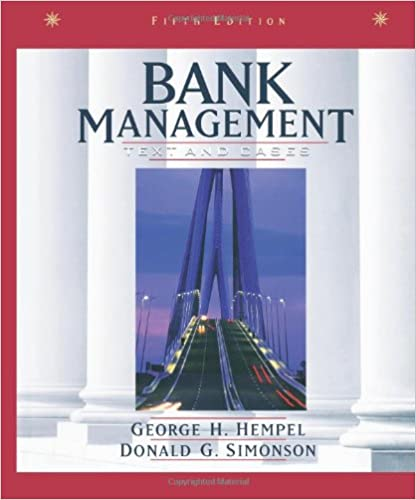 Bank management text and cases 9780471169604 banking books bank management text and cases 5th edition fandeluxe Images