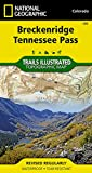 Breckenridge, Tennessee Pass (National Geographic Trails Illustrated Map)