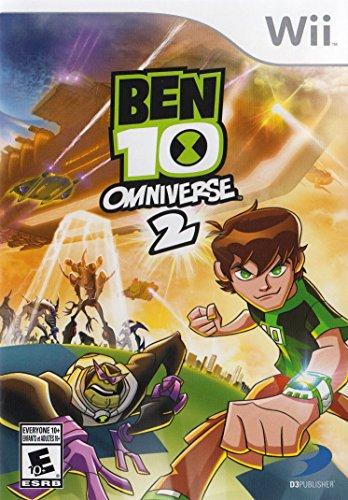 Ben 10 Omniverse 2 - Nintendo Wii (Ben 10 Ultimate Alien Cosmic Destruction Wii)