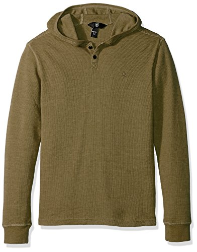 Volcom Murphy Hooded Thermal Shirt product image