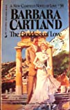 Front cover for the book The Goddess of Love by Barbara Cartland