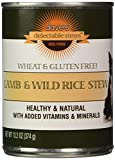 Dave's Pet Food Lamb and Rice Stew Food (12 Cans Per Case), 13.2 oz.