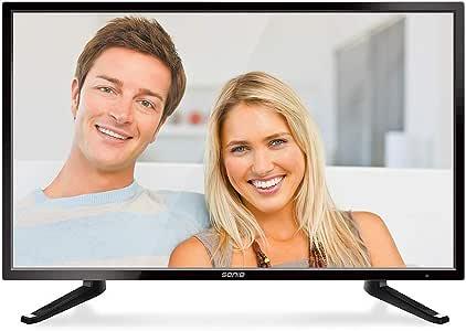 "Soniq E24HZ17B-AU 24"" HD LED LCD TV With Inbuilt Dvd Combo"