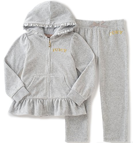 juicy-couture-baby-girls-2-piece-velour-hooded-jacket-and-pant-set-gray-24-months
