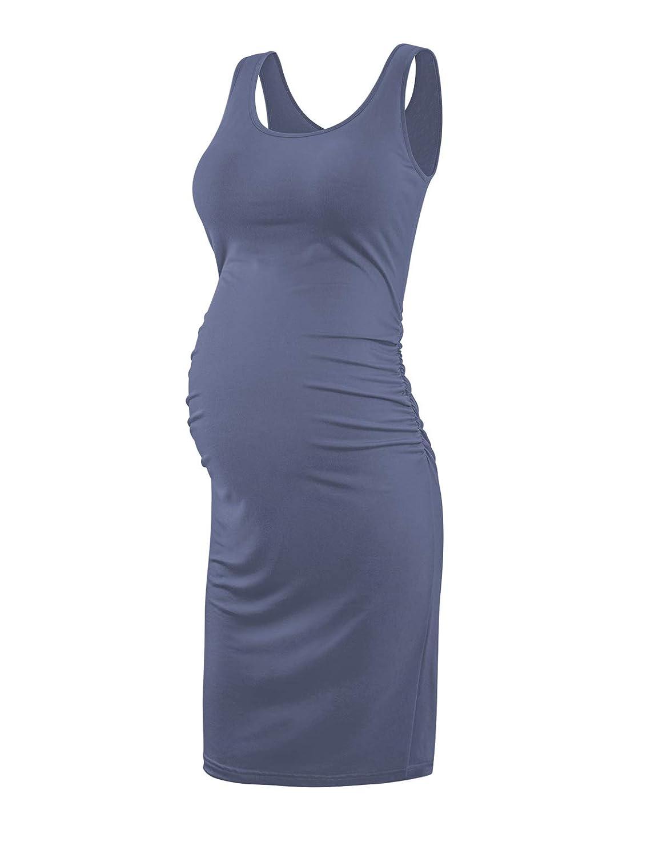 KIM S DRESS レディース Large Lilac Gray B07QKFYZK3