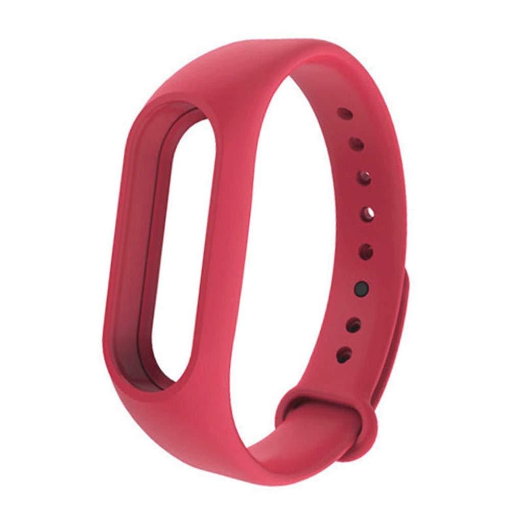 FANZHOU Cinturino da polso Cinturino da polso per Xiaomi Mi Band 2 Cinturino da polso Cinturino da polso in silicone