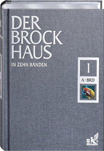 Der Brockhaus in zehn Bänden