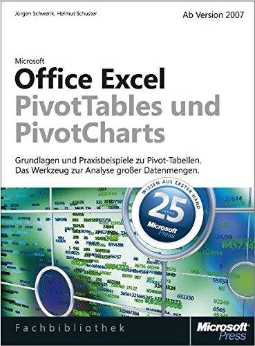 Microsoft Office Excel: PivotTables und PivotCharts. Ab Version 2007