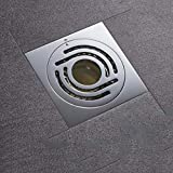 SJQKA Floor Drain Floor Drain Set Deodorant Bathroom Shower Room Sewer Deodorant Inner core Large Displacement Washing Machine Floor Drain,A