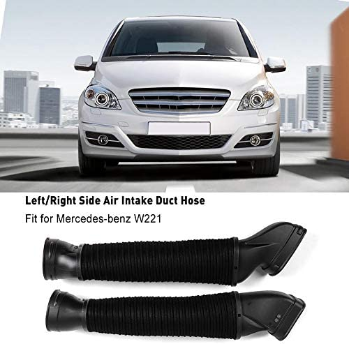 NSGMXT Air Intake Hose for R-Class W251 R350 CDI 2007-2014 S-Class W221 S320 S350 CLS C219 2005-2010 6420908237 6420906097 A6420907497 A6420906397