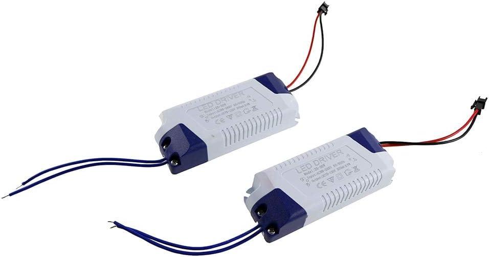 25-36 x1W LED External Driver 300mA DC 75V ~ 130V Led Driver 25W 27W 30W 31W 35W 36W Power Supply AC 110V 220V for LED Lights YalinGE